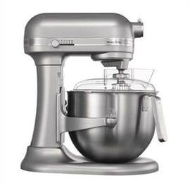 Mezcladora uso intensivo Kitchenaid color Plata