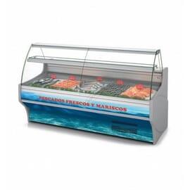 Vitrina Refrigerada Pescado