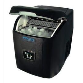 Máquina de hielo sobre mostrador 15kg de producción Polar