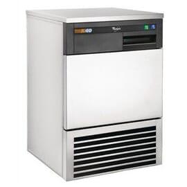 Máquina de hielo sobre mostrador producción 15kg