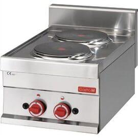 Cocina eléctrica 2 placas
