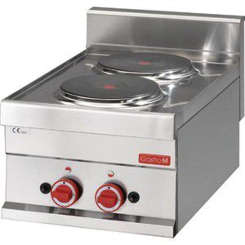Cocina el ctrica 2 placas global ecommerce - Placa electrica cocina ...