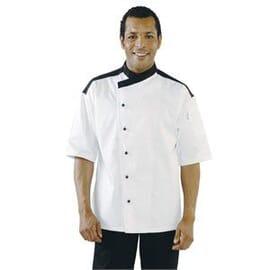 Chaqueta Chef Metz blanca Chef Works