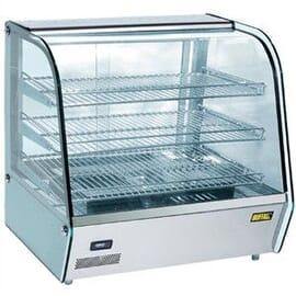 Vitrinas calientes de vending 120L
