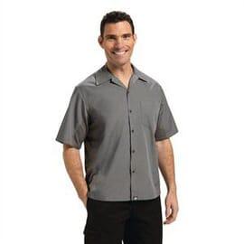 Camisa caballero Cool Vent gris