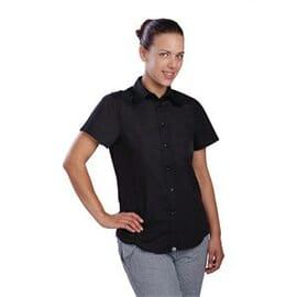 Camisa de señora Cool Vent negra