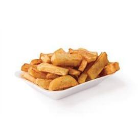 Bandeja espuma para fish and chips