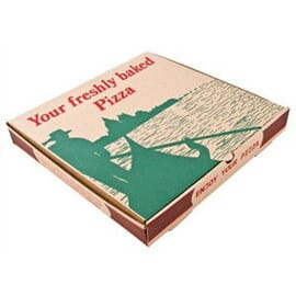 Cajas para pizza 356mm