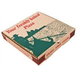 Cajas para pizza 229mm
