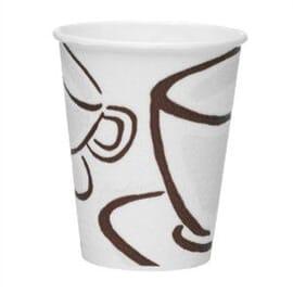 Vaso bebidas calientes Milano 227ml (Caja 1190)