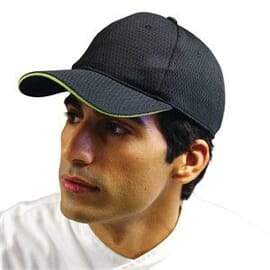 Gorra de béisbol Cool Vent lima Chef Works