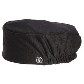 Gorro Total Vent Negro Chef Works