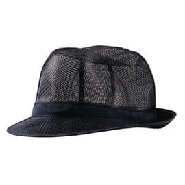 Sombrero fieltro azul marino