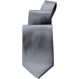 Corbata gris Uniform Works
