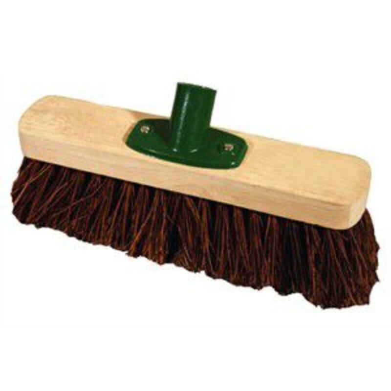 Cepillo de escoba de madera duro palma global ecommerce - Escobas de palma ...