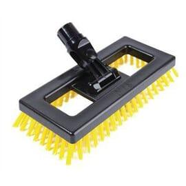 Cepillo para suelos Amarillo