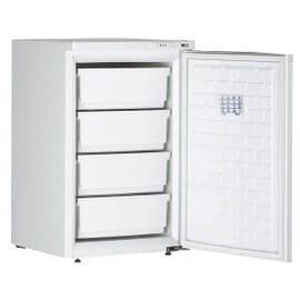Congelador vertical 4 cajones 130 Litros Medidas 540x600x910h mm