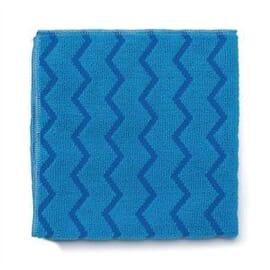Paños de microfibra Rubbermaid Hygen - azul