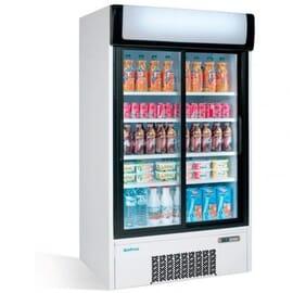 Expositor refrigerado puertas correderas Serie ERC 110