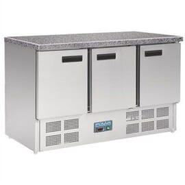 Mostrador frigorífico Polar mesa mármol
