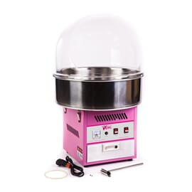 Máquina de algodón de azúcar - 52 cm -Tapa