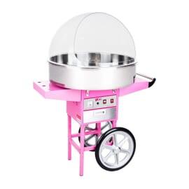 Máquina de algodón de azúcar-72 cm-Cobertura