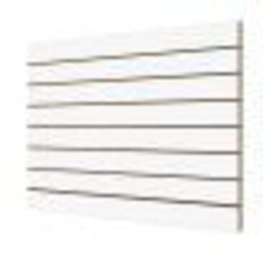 Panel de lama color haya 120 x 120