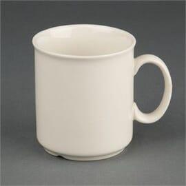 Taza mug marfil 220ml Olympia (12 Unidades)