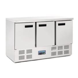 Refrigerador mostrador compacto 2 puertas 240L- 90 cm