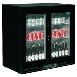 Enfriador expositor de bar 168 botellas