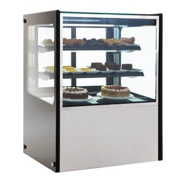 Expositor de delicatessen refrigerado 300L Polar
