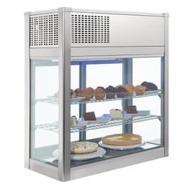 Vitrina frigorífica sobre-mostrador 160 Ltr