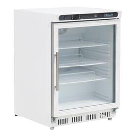 Refrigerador expositor bajo mostrador 150L
