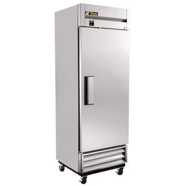 Armario frigor fico true acero inoxidable allstore for Frigorifico acero inoxidable