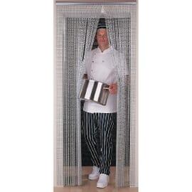 Cortinilla mosquitera para puertas