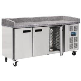 Mostrador frigorifico preparacion