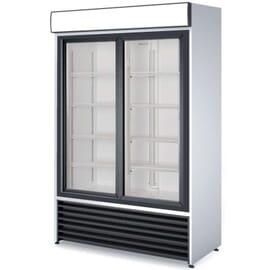 Vitrina frigorífica True 2 puertas de vidrio 991Ltr