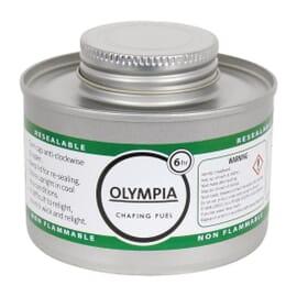 Combustible liquido para chafing 6 horas Olympia