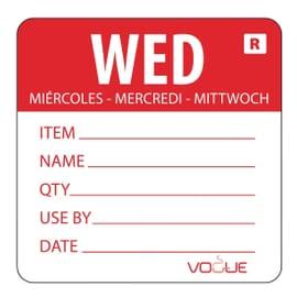 Etiqueta día de la semana Miércoles Vogue