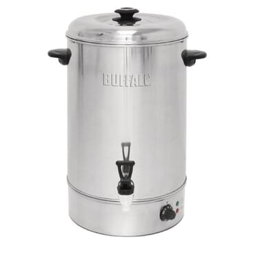 Hervidor de agua con llenado manual Buffalo 30 litros GL348