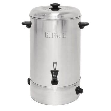 Hervidor de agua con llenado manual Buffalo 20 litros GL347