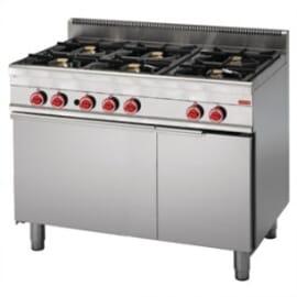 Cocina gas Gastro M 650 65/110 CFG