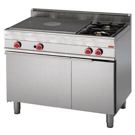 Cocina gas Gastro M 650