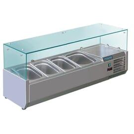 Vitrina frigorífica 10 cubetas