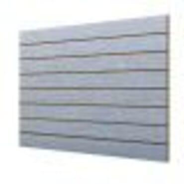 Panel de lama color gris 120 x 120