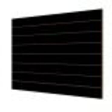 Panel de lama color negro 120 x 120