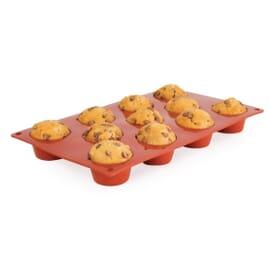 Minimolde de silicona x11 mini muffins Pavoni