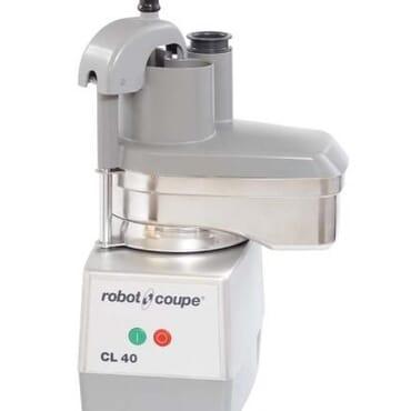 Máquina de preparación de verduras y procesadora R101