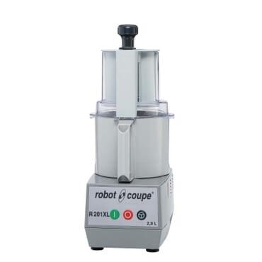 Máquina de prep verd y procesadora R201 Robot Coupe