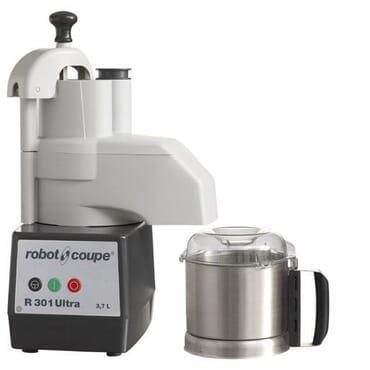 Máquina de prep verd y procesadora R301